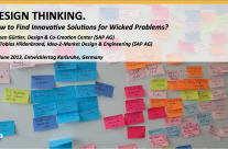 How to find innovative solutions for wicked problems?