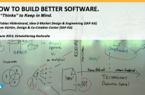 "How to build better software – 13 ""thinks"" to keep in mind"